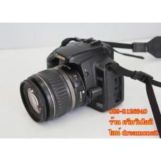 ขายกล้องดิจิตอล DSLR Canon 400D เอาไปหัดฝึกถ่ายได้ครับ ถ่ายหน้าชัดหลังเบลอได้ พร้อมเลนส์ 18-55MM