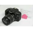 Canon 550d สีดำ พร้อมเลนส์ 18-55 is สภาพใหม่ ชัตเตอร์น้อย เเถมกระเป่า