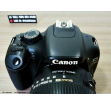 Canon 550d พร้อมเลนส์  Sigma 18-200mm. OS มีกันสั่น สภาพดีพร้อมใช้งานพร้อมเลนส์สุ