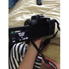 กล้องcanon 650D